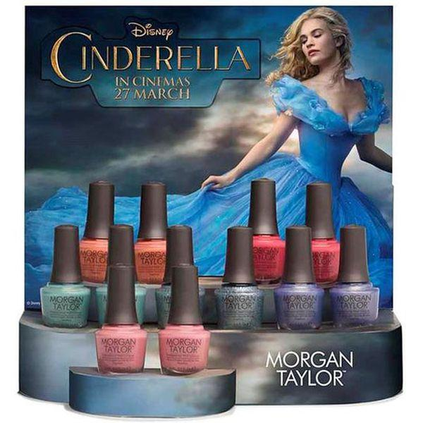 morgan taylor smalti  Cinderella by Morgan Taylor, gli smalti da principessa!