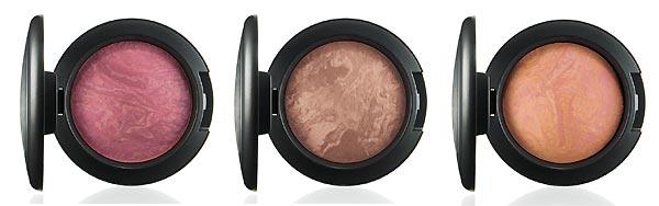 I Mac Mineralize Blush per la nuova Mac Semi-Precious Collection
