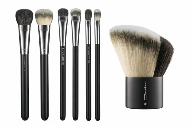 I Mac Brushes della Mac Semi-Precious Collection